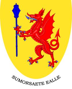 Somerset shield