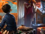 Ronald Weasley's bedroom