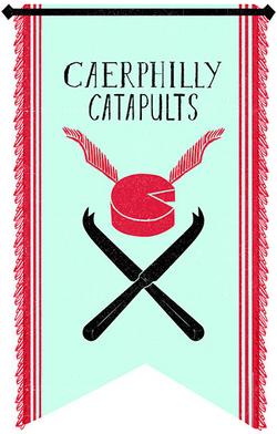 Catapultas de Caerphilly