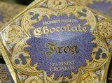 Sapos de chocolate