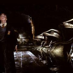 Гарри в Тайной комнате