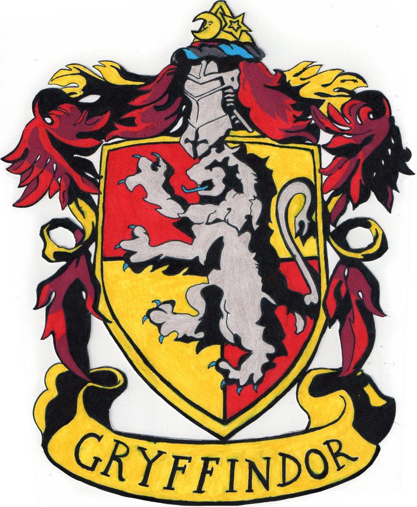 Gryffindor Crest By Tuliipiie D491bqc