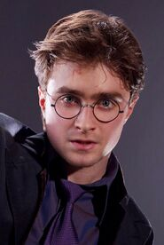DH1 Harry Potter