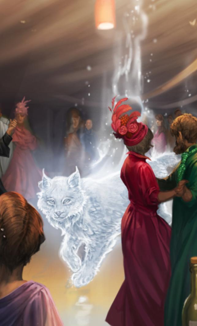 Lynx-Pottermore