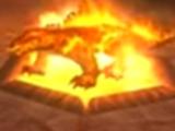 Salamander fire