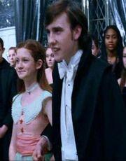 Ginny + Neville