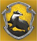 Hufflepuff-Emblem