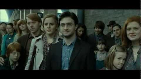 19 Years Later Scene - Harry Potter and the Deathly Hallows Part 2 HD