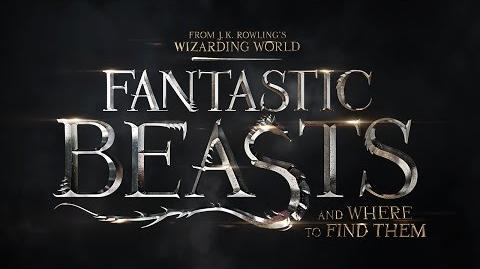 Fantastic Beasts and Where to Find Them - Announcement Trailer Tease
