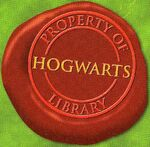 Hogwarts Bibliothek