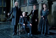 Malfoy Family in 1998.