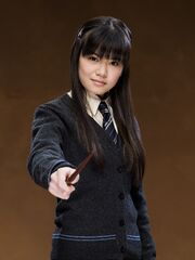 OOTP promo Cho Chang wand