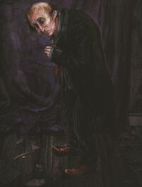 Peter Pettigrew - Fully Illustrated Azkaban