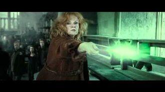 Molly Weasley vs Bellatrix Lestrange