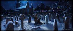 ГГ на кладбище Pottermore