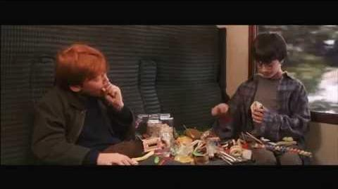 For the First Time in Forever A Harry Potter Parody (For the First Time in Forever from Frozen)