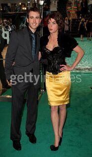 Matthew Lewis + Natalie Tena