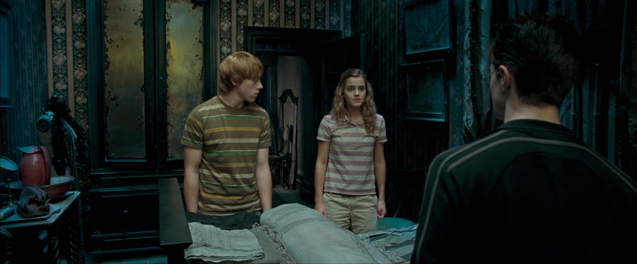 Harry Potter Deathly Hallows Part  Baby Room