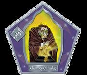 Chauncey Oldridge (karta)