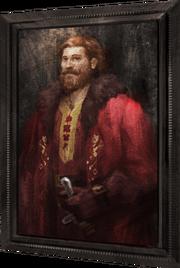 Godric Gryffindor Portrait WU