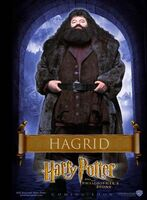 Hagrid PS poster