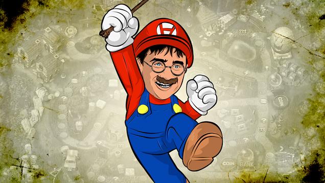 Mario Potter