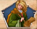Gondoline Oliphant - card POA-GBA
