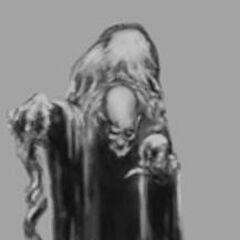 Статуя Одноглазой Ведьмы