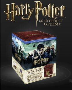 Harry Potter Le Coffret Ultime 2