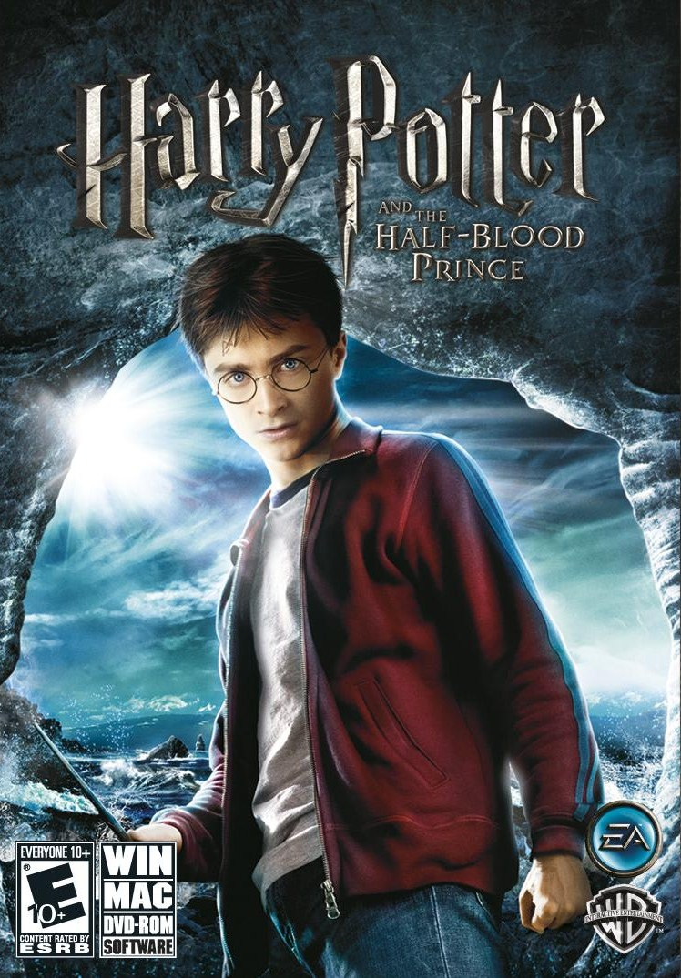Image result for Harry Potter and the Half-Blood Prince Game