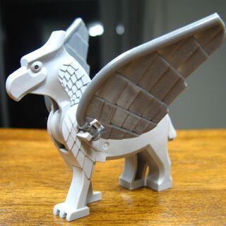 Клювокрыл в конструкторе Lego