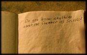 Riddle's Tagebuch