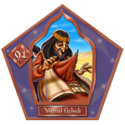 Wilfred Elphick-91-chocFrogCard