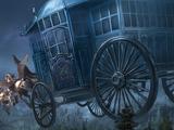 Powóz Akademii Magii Beauxbatons