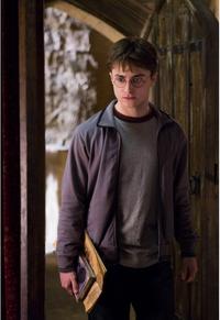 Harry Potter med Ukruttkartet