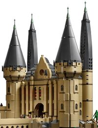 Lego długa galeria 71043
