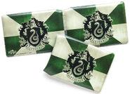 MinaLima Store - Slytherin House Crest Travel Card Holder