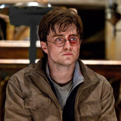 Гарри после Битвы за Хогвартс