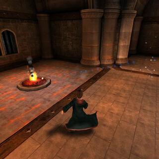 Заклинание в игре «Гарри Поттер и узник Азкабана»