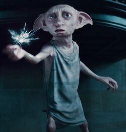 Dobby a Villa Malfoy