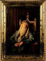 DumbledorePortrait