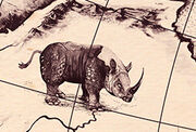 Erumpent - Africa Map