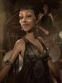 Goblin jazz singer
