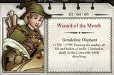 Gondolineoliphant