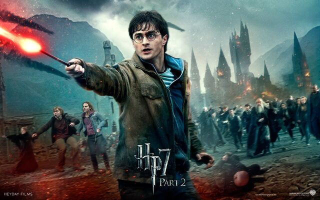 harry potter 400