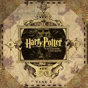 Harry Potter i Komnata Tajemnic- Rok 2 (Wizard's Collection)