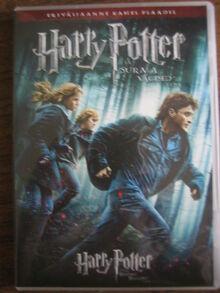Harry Potter ja surma vägised- osa 1