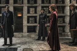Lestrange family Burial Vault