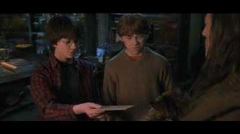 Harry Potter i Komnata Tajemnic - scena usunięta 4