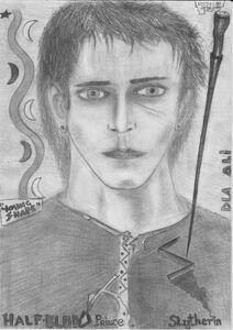Książe nocy - młody Snape (1)